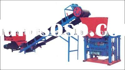 2011 QTJ4-40 Paving Block Making Machine. Popular!