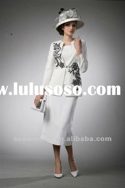 2012 Skirt suits, ladies suits, Plus size suits, women's special occasion suits factory, wom