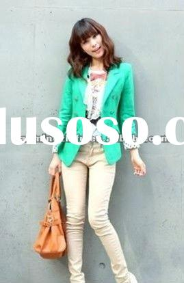 2012 fashion women office uniform style