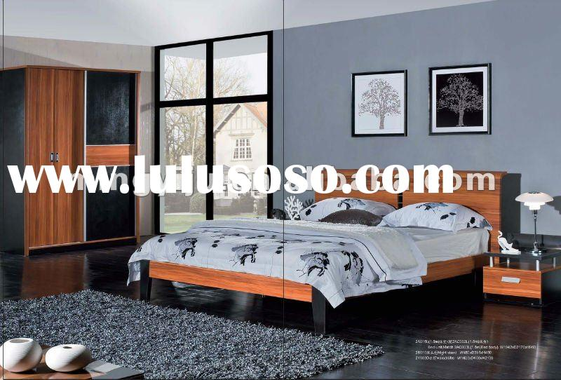 Modern wood bedroom set modern wood bedroom set for Cheap quality bedroom furniture