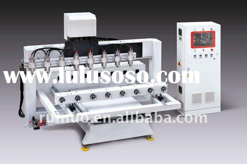 3D CNC Wood Carving Router, Rotary carving Machine