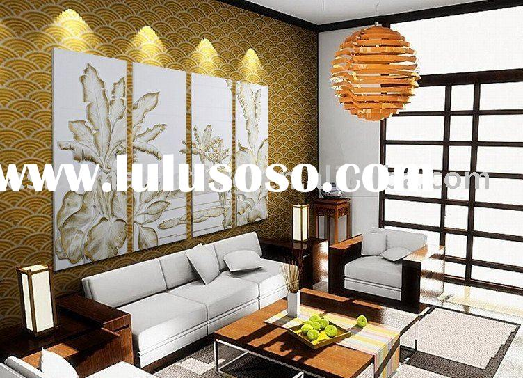 3D home decorative panel for wall - Rain Forest