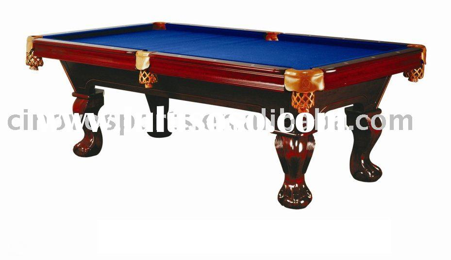 3-in-1 bumper pool table