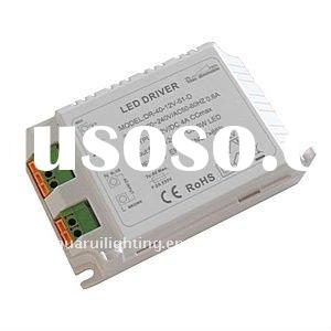 51W triac dimmable led driver(constant voltage)