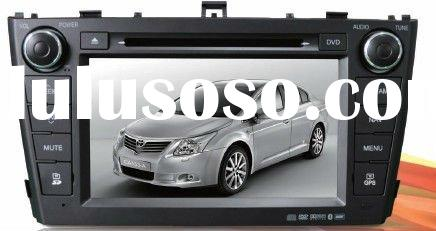 7 inch car dvd player--Toyota avensis--AG153-A