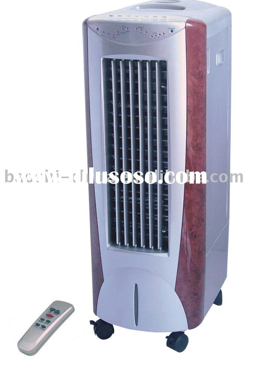 AIR COOLER WITH REMOTE CONTROL LED SHOWING