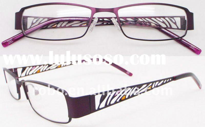 Acetate lady's Eyeglass Frames, Available in Latest Style and Fashionable Design