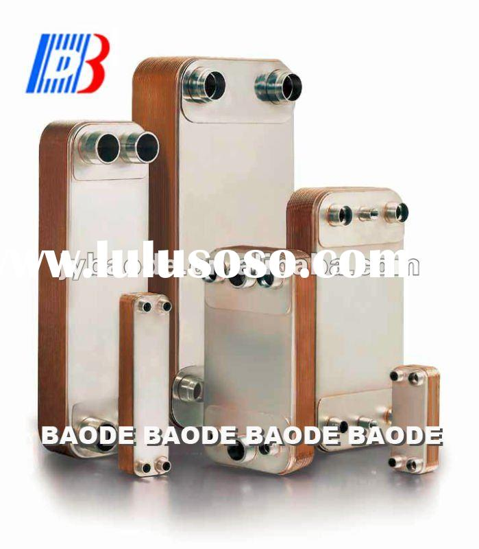 Air condition plate heat exchanger for Evaporator BL series