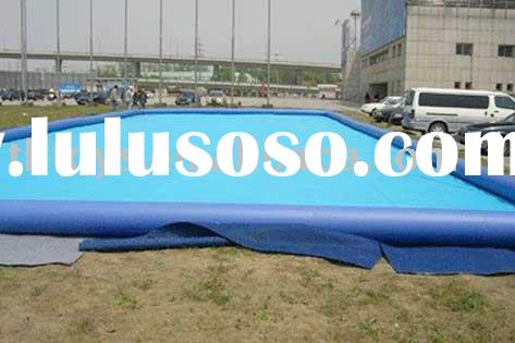 Alibaba 2011 HOT selling Inflatable swimming pool for rental