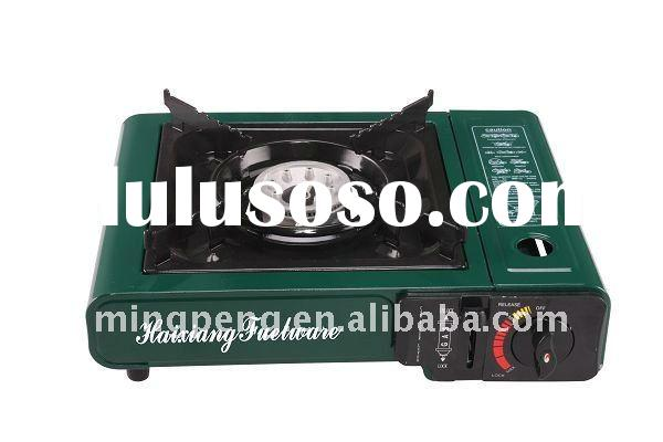 BUTANE GAS CARTRIDGE STOVE WITH CE (MODEL NO: BDZ-155-A)