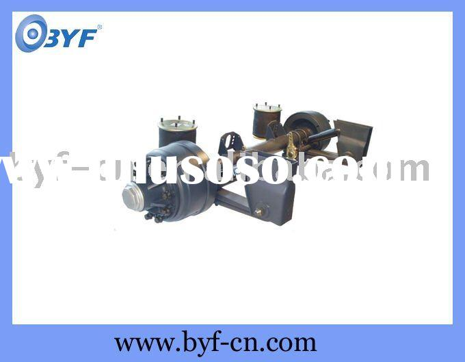 BYF air bag suspension for semi-trailer