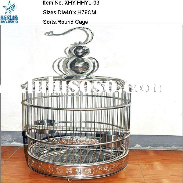 Beautiful Bird Cages/Deluxe Round Birds Cages - Large Size