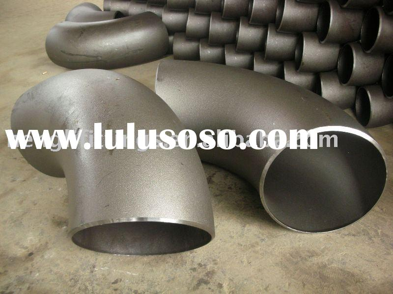 Buttweld carbon steel Pipe Fitting WPB A234 A420 WPL6