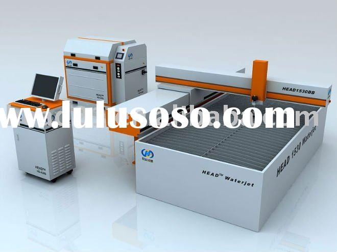 CNC plastic waterjet cutting machine /rubber cutter