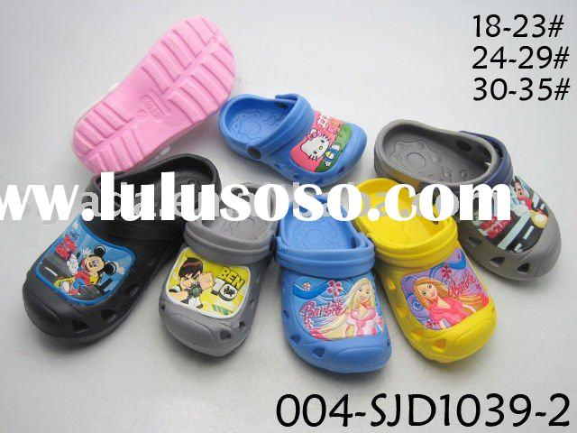Children's eva garden shoes