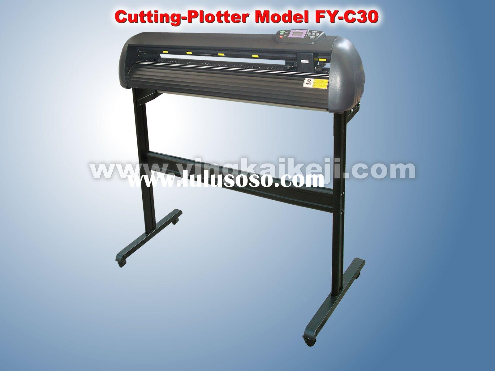 Cutting Plotter Vinyl Cutting Plotter Sticker Cutting Plotter C30