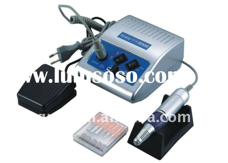 Electric 30000RPM Nail Manicure Pedicure Drill File Tool Kit