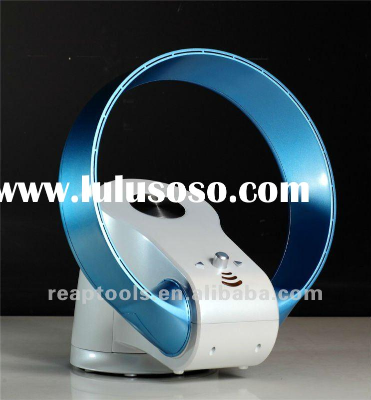 Electric table fan desk fan bladeless fan