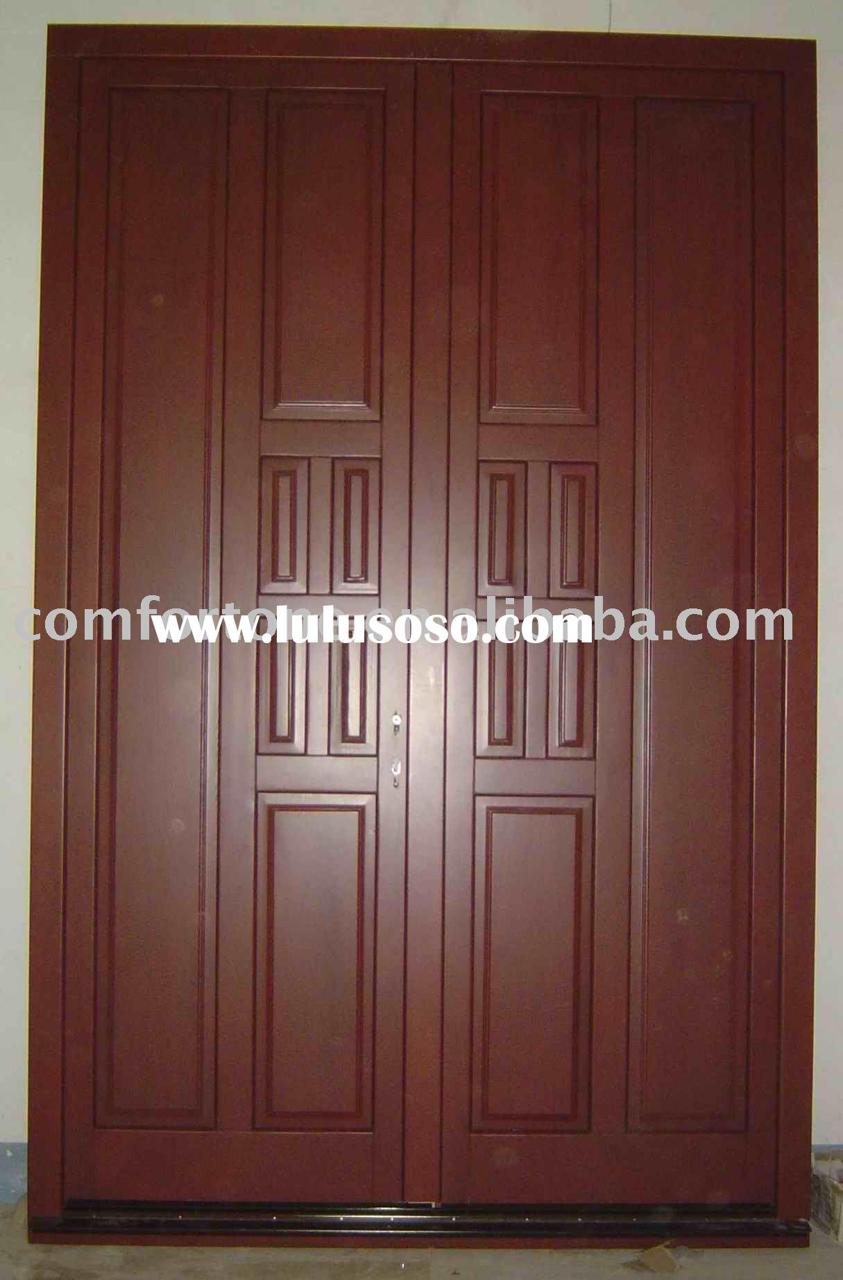 Solid Wood Door Designs 1215 x 1845