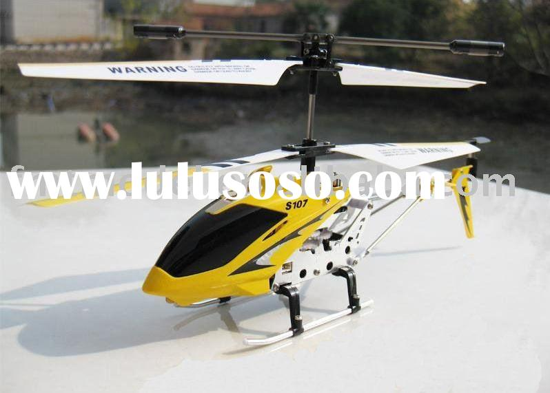 F00513 SYMA S107 S107G Metal 3 CH RC Mini Toy Helicopter RTF Gyroscope + accept PAYPAL