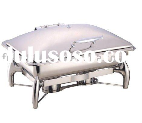 FL-1011 Induction chafing dish/electric chafing dish/hydraulic buffet chafer
