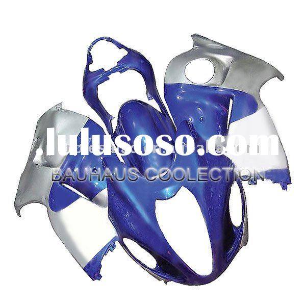 For Suzuki GSXR 1300 Hayabusa 99-07 Blue Motorcycle Scooter Parts / Motorcycle Fairings