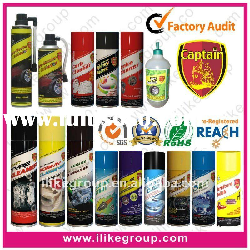 Full rangge of Car cleaning&car care products