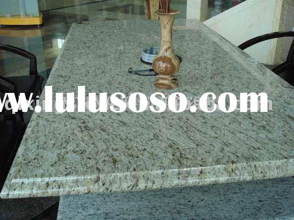 Green Granite Kitchen Table Top