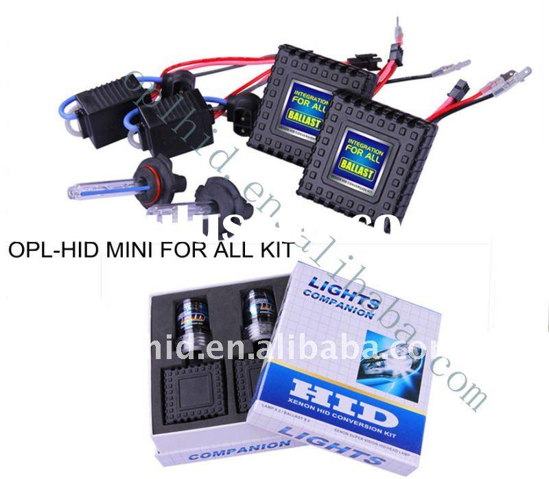 H3 mini all in one HID kit