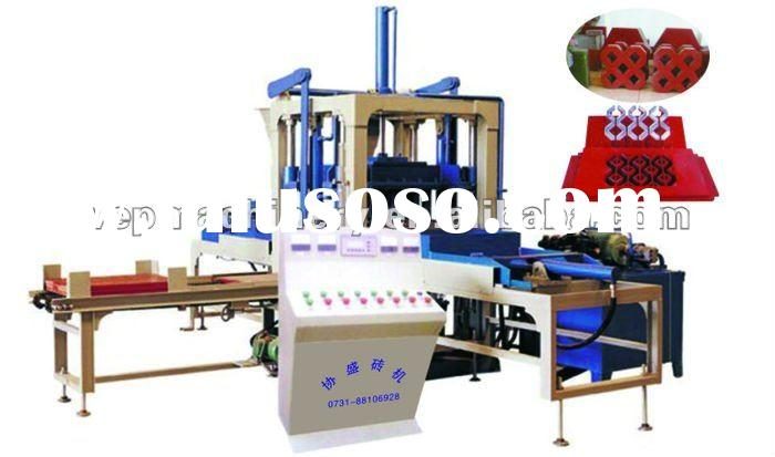 Hot seller!Automatic Hollow Block Making Machine Paving Brick Making Machine needing few staff