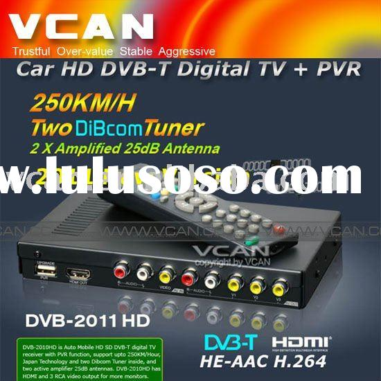 IRAN HD Car DVB T tuner MPEG4+PVR RECORD