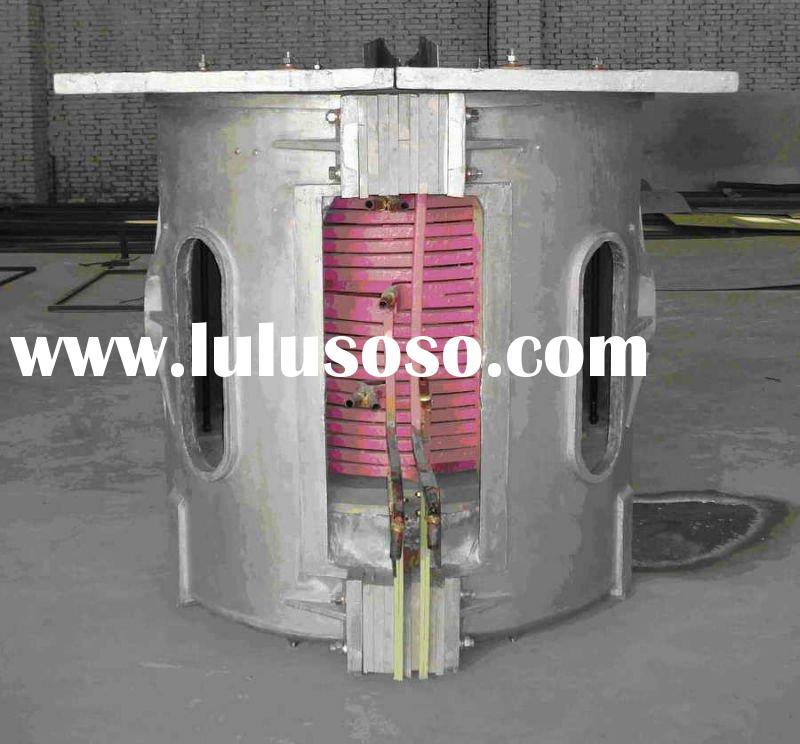 Induction Melting Furnace for Copper 1ton