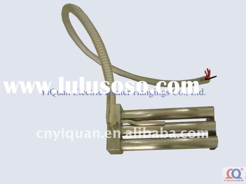 L-type SUS 316 immersion Heater with 3 Elements