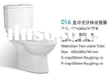 Middle east Washdown Two Piece Toilet