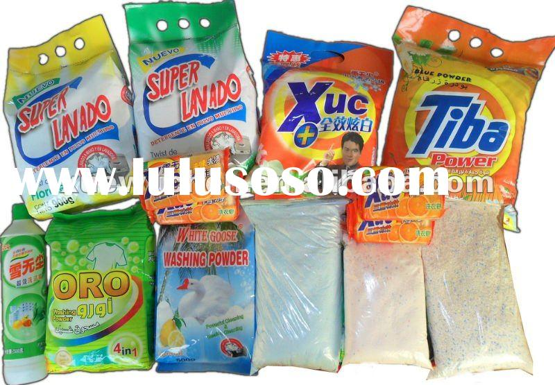 Milddle-South America Market Cheap Price Bulk Soap Powder,Laundry Detergent Powder