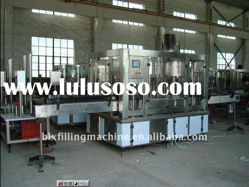 Monoblock Pure/Mineral Bottle Filling Machine/Equipment/Plant/System