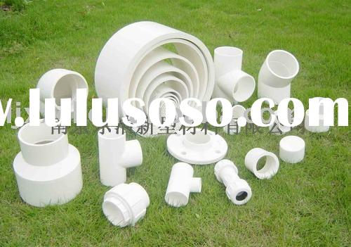 PVC pipe fitting pvc accessory water-supply pipe fitting