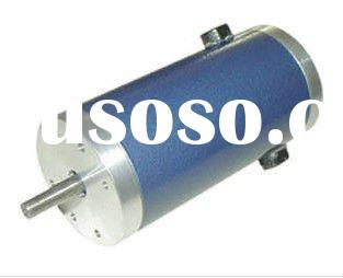 Permanent magnet DC electric motor 12 - 240 VDC, 1 000 - 8 000 rpm, 0.015 - 0.5 HP Carter Motor