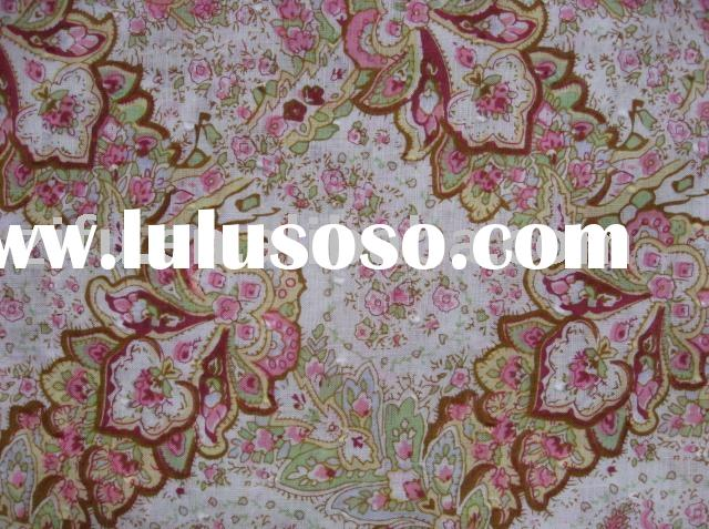 Print Cotton Fabric & Skirt Fabric&Shirt Fabric