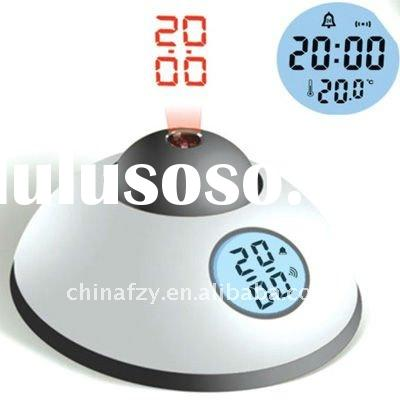 Projection Alarm Clock Talking Clock