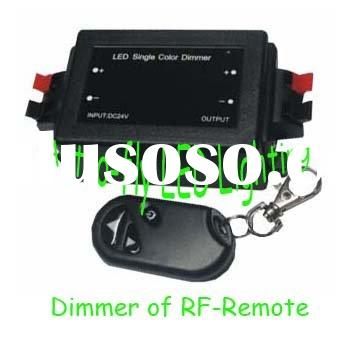 RF REMOTE 1 CHANNELDC5-12V led dimmer