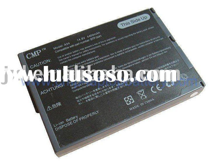 Replacement for ACER TravelMate 520, 521, 522, 524, 525, 527, 528, 529 Series Laptop Battery