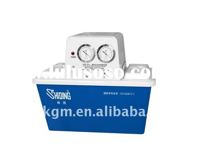 SHB-IV type small vacuum pump to vacuumize