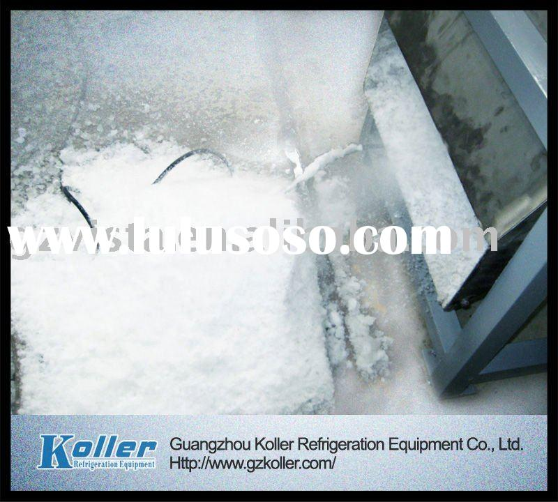 Semi-automatic Ice Crusher Machine