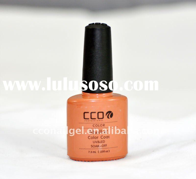 shellac nail gel Strong point It is very thin color and fill with