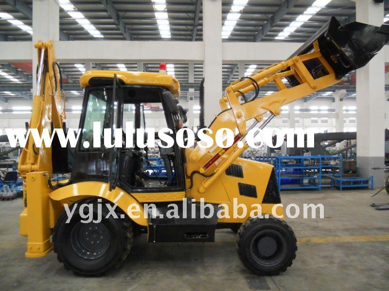 Similar to 3cx jcb backhoe loader WZ30-25 4 wheel drive 7.2 ton mini backhoe loader