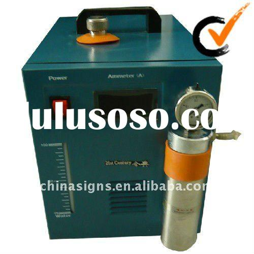 Single Flame Gun Acrylic Polishing Machine