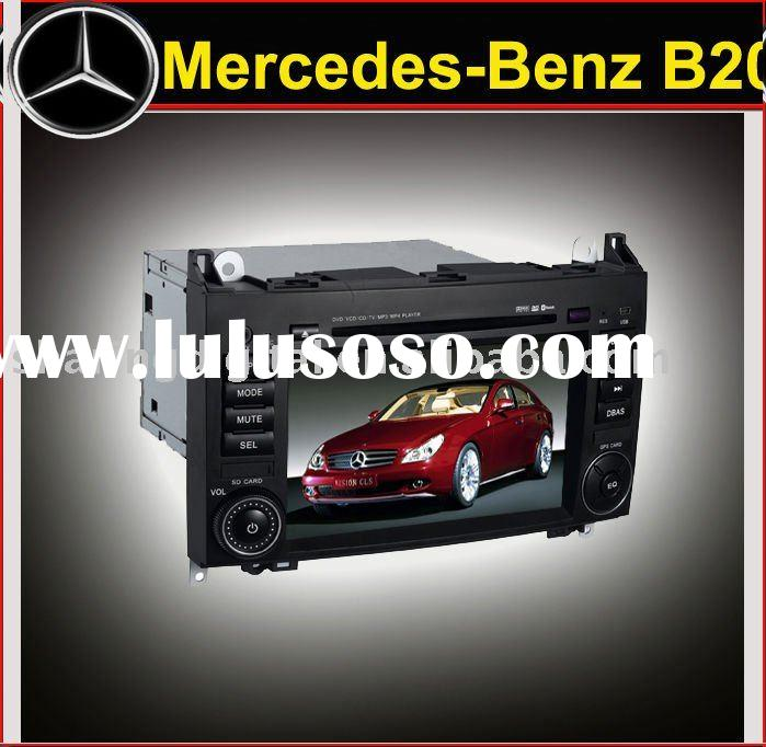 Special Car DVD with GPS/Bluetooth For Mercedes Benz(BNZ-798GD)