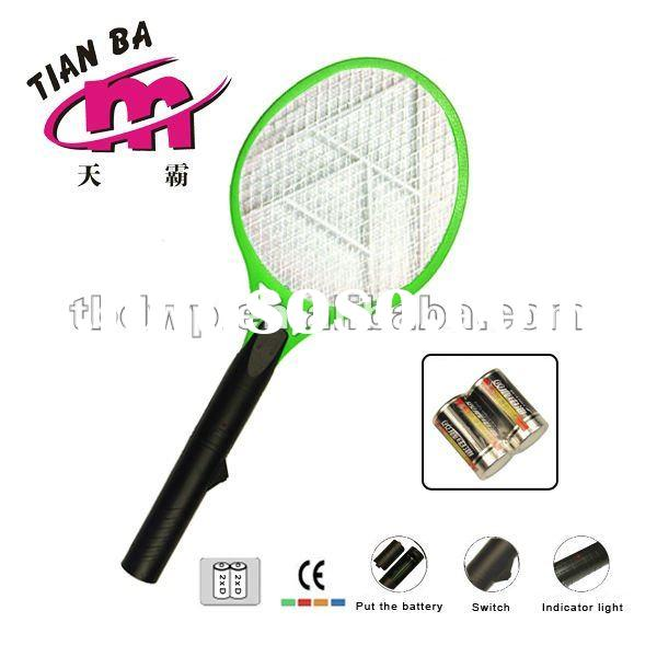 TB F-2 High Quality Battery operated mosquito swatter killer
