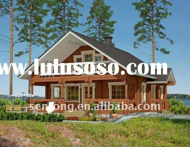 Living Wooden House Living Wooden House Manufacturers In